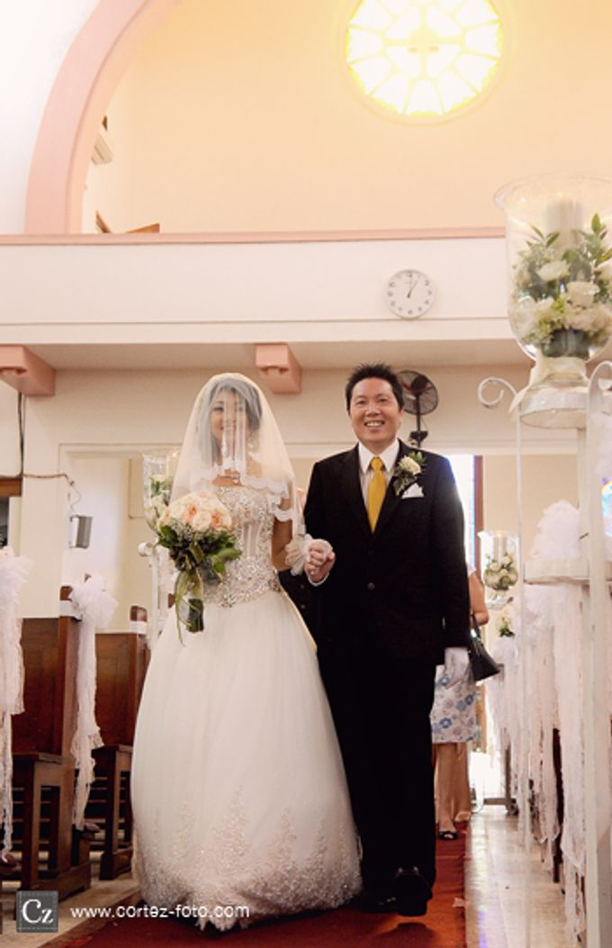 The Wedding of Alex & Chelsya by Cortez photography - 014