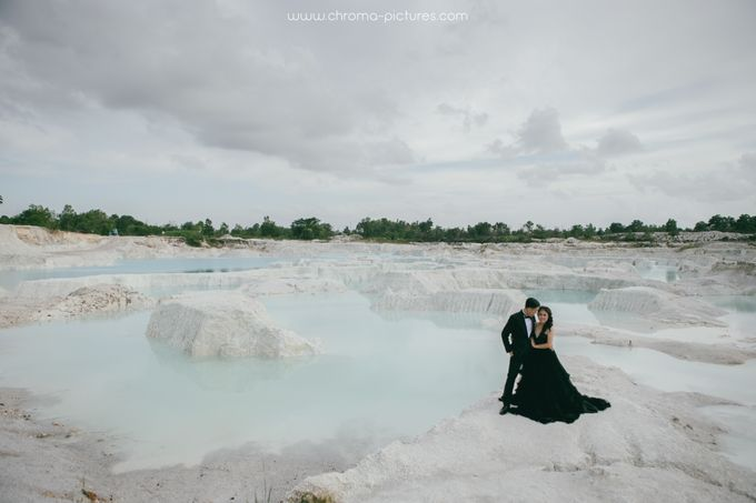 Herman & Vian Prewedding by Chroma Pictures - 003