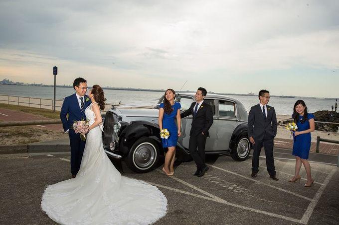 My amazing dream wedding by SS Florist - 009
