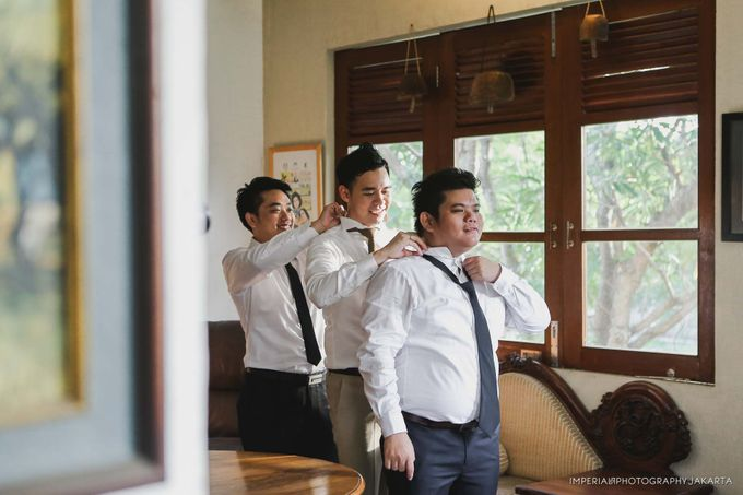 The One My Soul Loves | Kevin + Indy Wedding by Imperial Photography Jakarta - 014