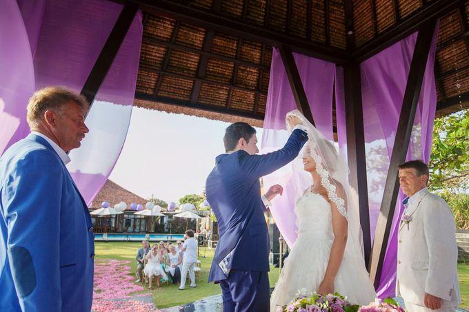 Purple wedding by Bali Angels - 014