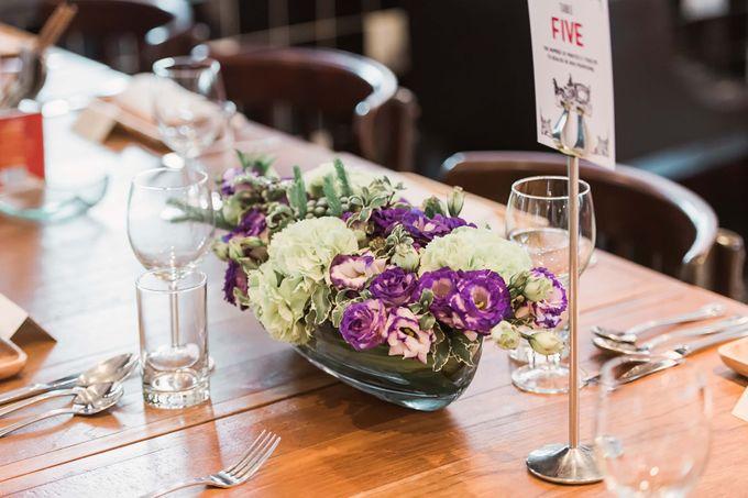 The Halia at Raffles Hotel Wedding Showcase 2016 by The Halia - 014