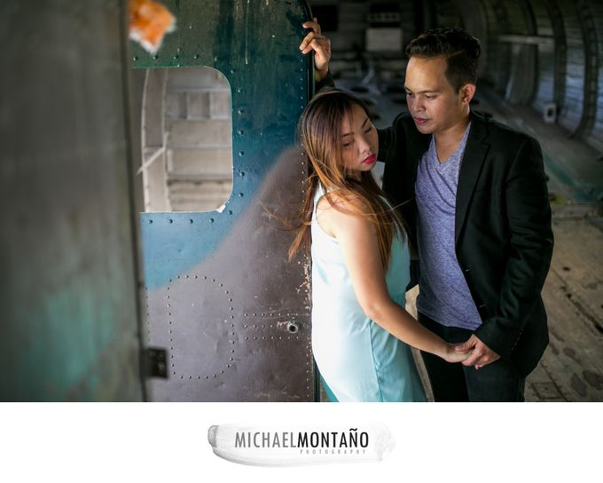 Jai & Jun Engagement Session by Michael Montaño Photography - 013