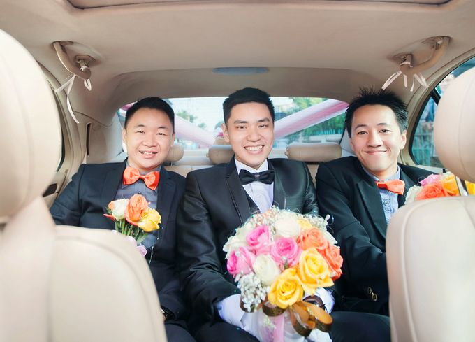 Wong & Devy - Wedding Day by HD Photography - 015