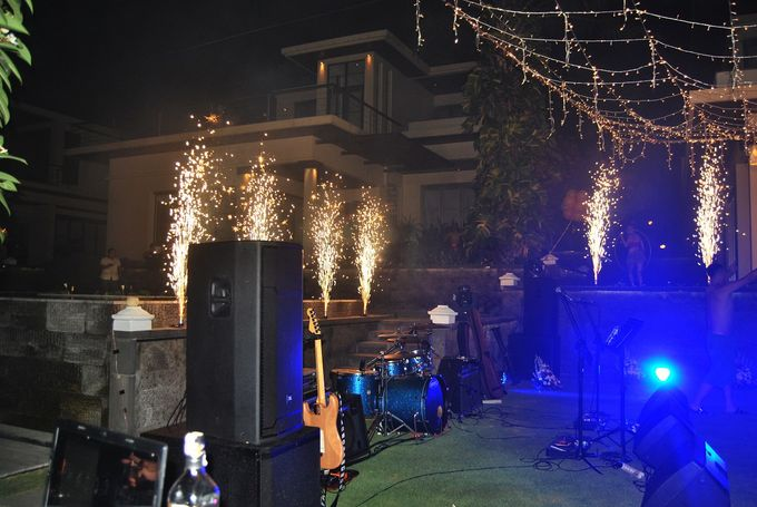 Fire works and lighting by Bali Angels - 010