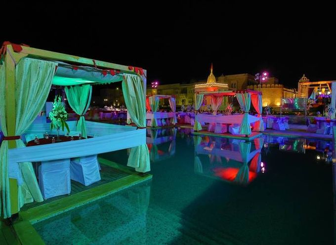 wedding at jaisalmer by Yesha Weddings Destination Wedding Planner - 011