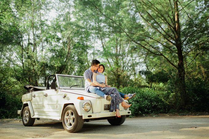 PRE - WEDDING MARVELL & VIONA  BY HENOKH WIRANEGARA by All Seasons Photo - 014