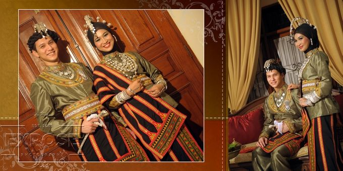 Rara & Fajri by Expose Wedding Photography - 014