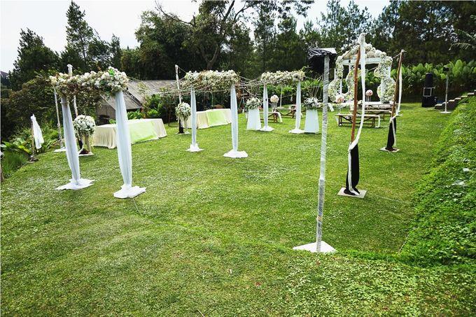 Wedding at Roemah Kajoe by Roemah Kajoe - 014