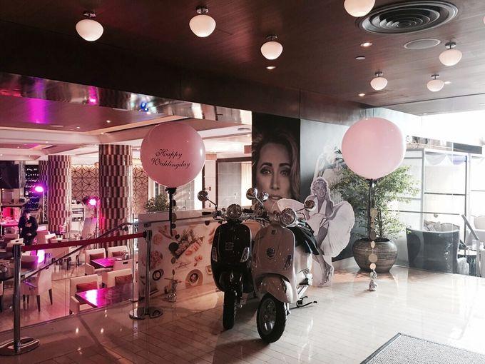 a glimpse of our venue by Shangri-La Hotel, Bangkok - 014