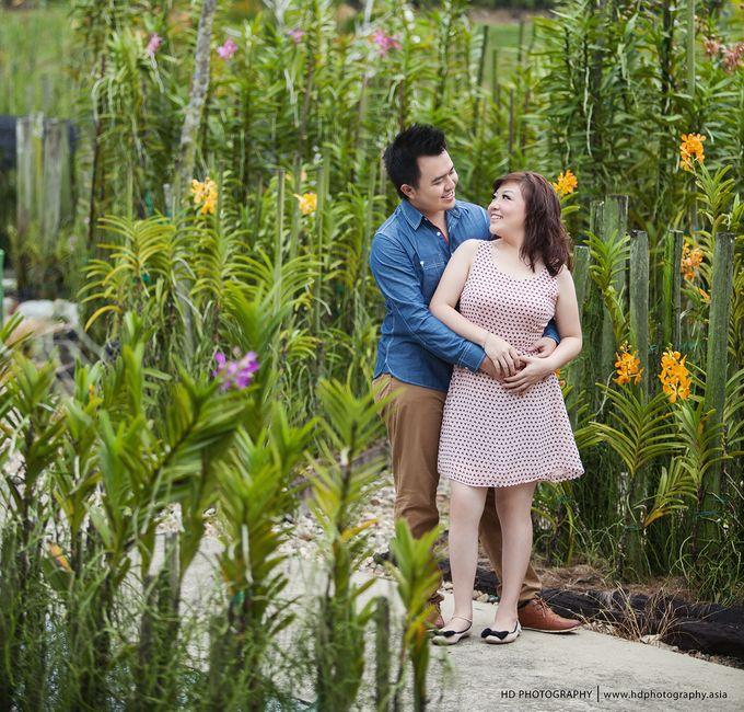 Rizky & Yeni Pre-Wedding by HD Photography - 005