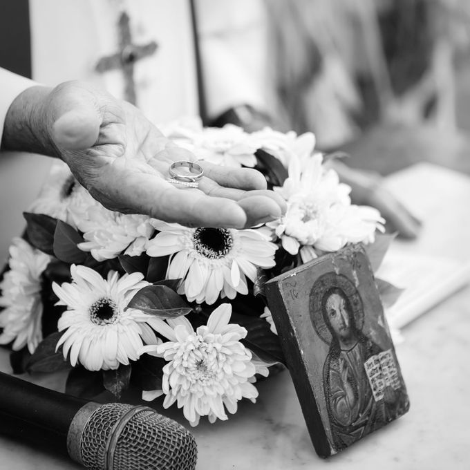 Unforgettable Vow by D'studio Photography Bali - 007