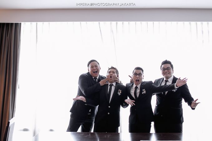 Yonathan & Dina Wedding by Imperial Photography Jakarta - 011