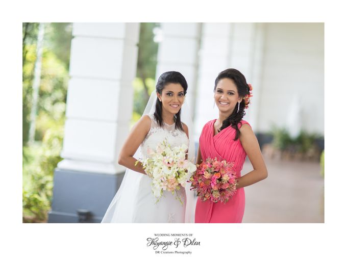 Wedding of Thiyangie & Dilan by DR Creations - 014