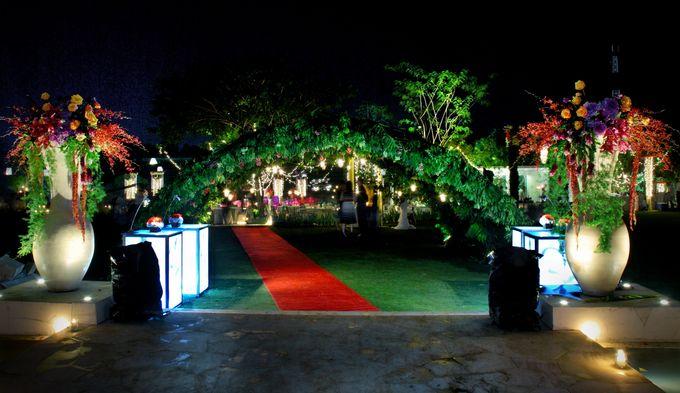 Wedding at On Green by Raffles Hills Cibubur - On Green Garden Venue - 019