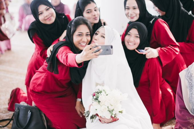 The Solemnization of Alya and Amir by Hanif Fazalul Photography & Cinematography - 006