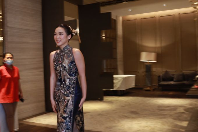Sangjit House Of Yuen Hotel Fairmont Jakarta - MC Anthony Stevven by NOMA Jewelry & Accessories - 030