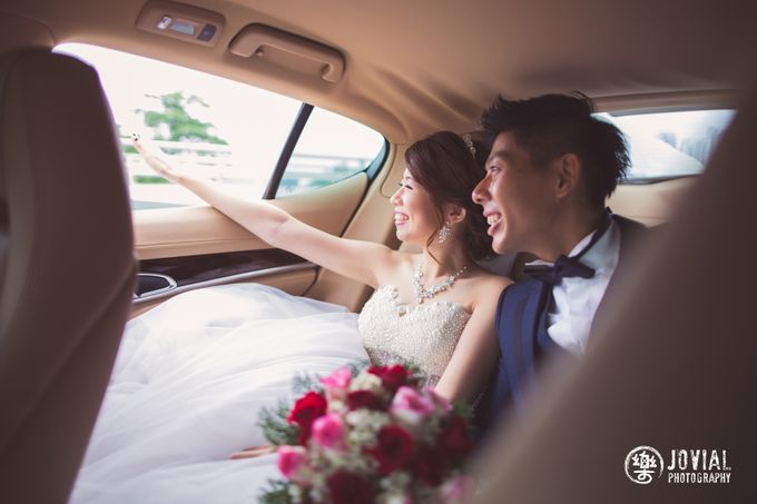 Wedding Actual Day & Pre Wedding by Jovial Photography - 041