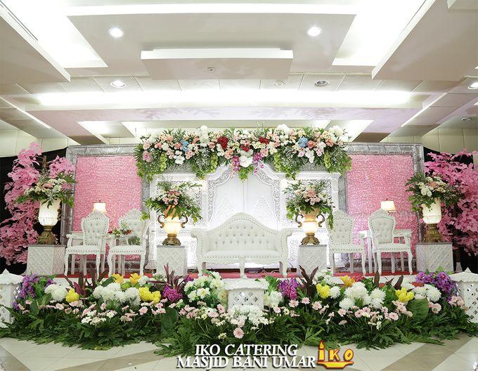 Dekorasi Pelaminan by IKO Catering Service dan Paket Pernikahan - 043