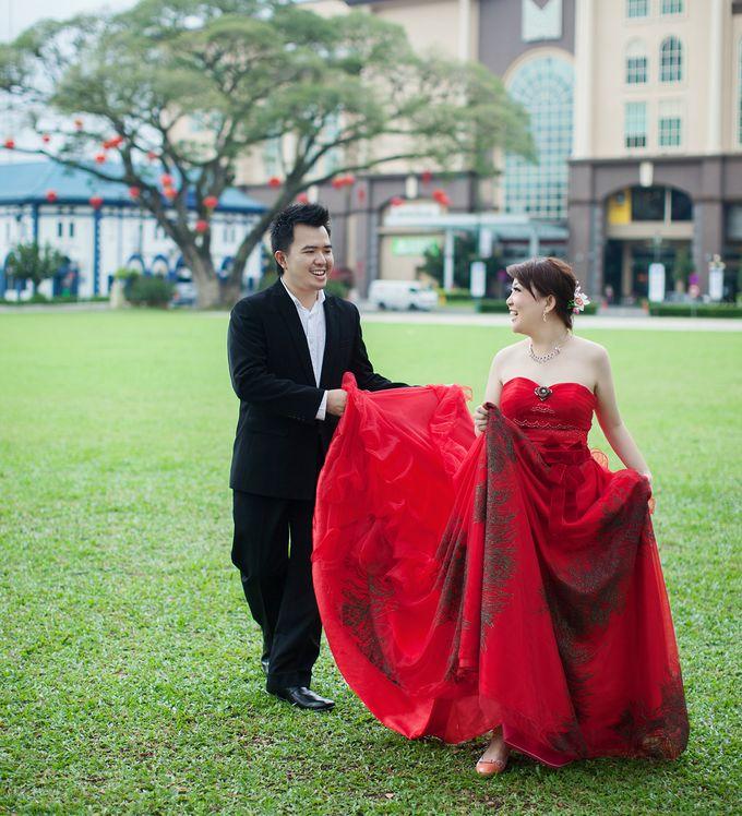 Rizky & Yeni Pre-Wedding by HD Photography - 007
