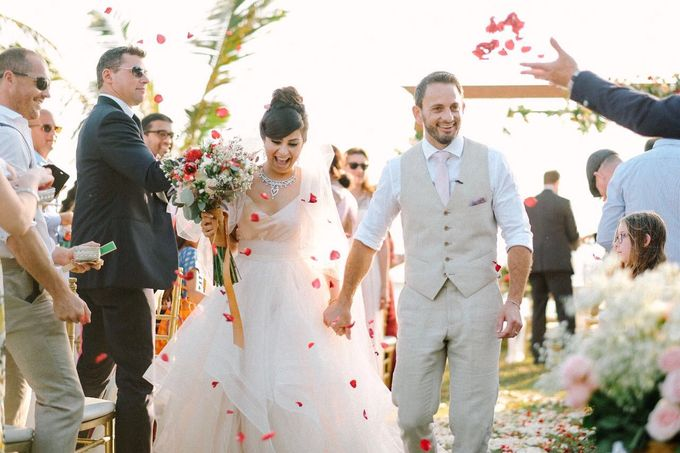 Wedding of Pooja & Callum by Beyond Decor Company - 009