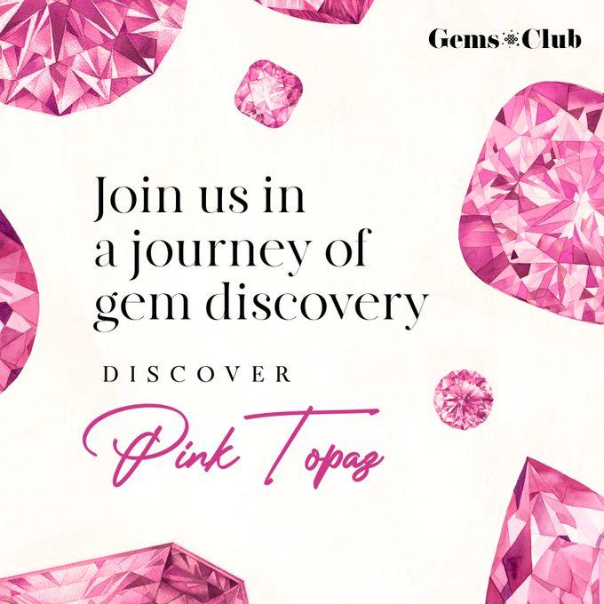 """Gemsclub """"Pink Topaz"""" by Tulola - 002"""