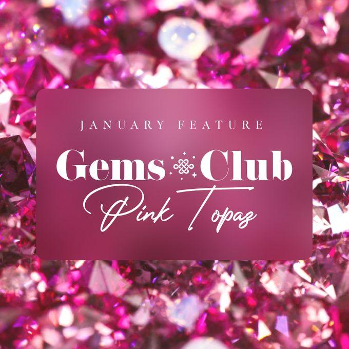 """Gemsclub """"Pink Topaz"""" by Tulola - 003"""