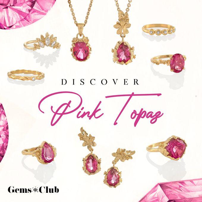 """Gemsclub """"Pink Topaz"""" by Tulola - 001"""