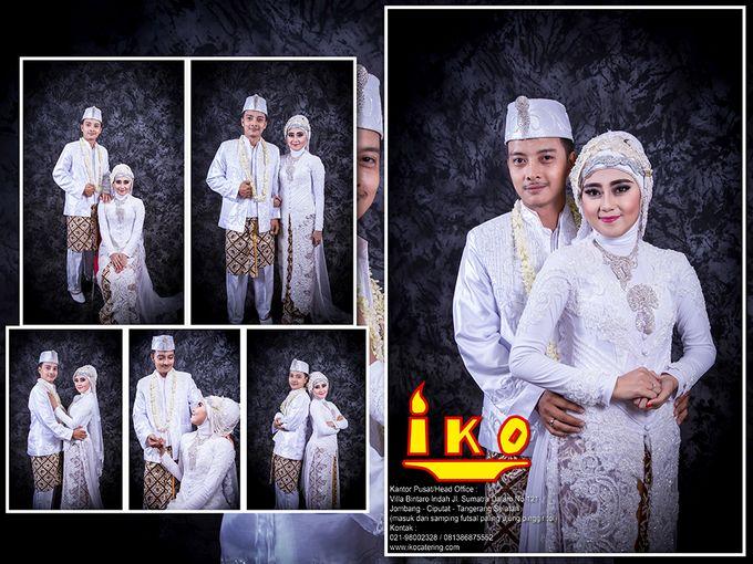 Rias & Busana Pengantin by IKO Catering Service dan Paket Pernikahan - 037