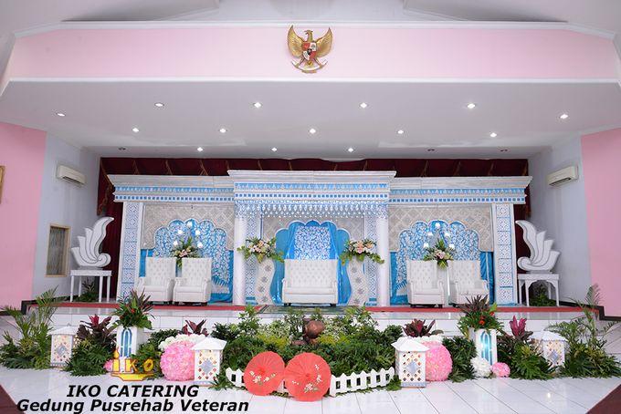 Dekorasi Pelaminan by IKO Catering Service dan Paket Pernikahan - 025