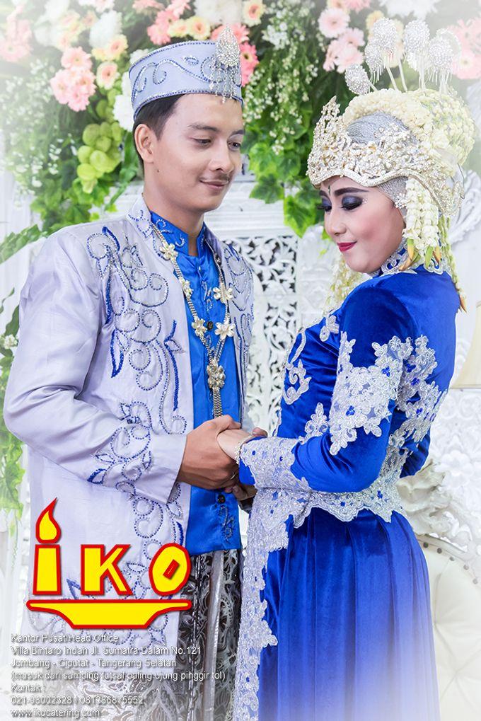 Rias & Busana Pengantin by IKO Catering Service dan Paket Pernikahan - 038
