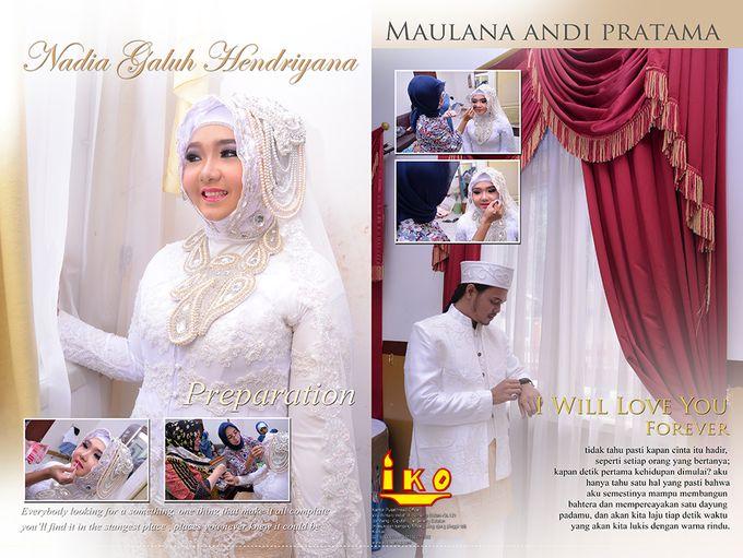 Rias & Busana Pengantin by IKO Catering Service dan Paket Pernikahan - 039