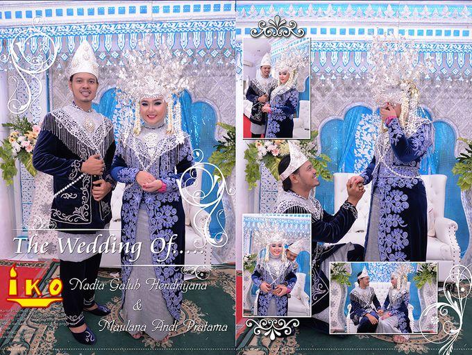 Rias & Busana Pengantin by IKO Catering Service dan Paket Pernikahan - 040
