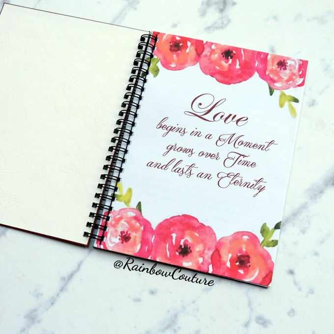 Wedding Planner Book By Rainbow Couture Bridestory Com