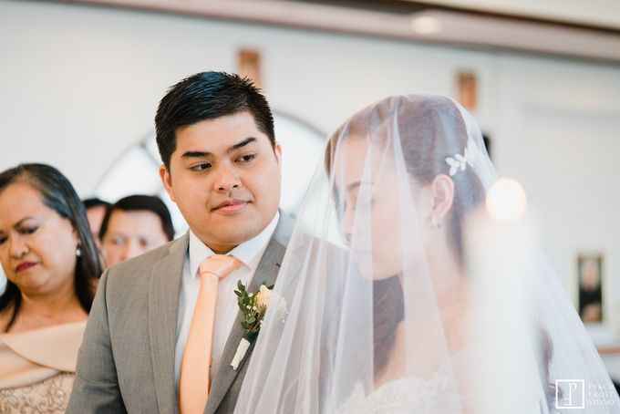 Tina & Niel's Peach Themed Intimtate Wedding in Tagaytay Highlands by Peach Frost Studio - 026