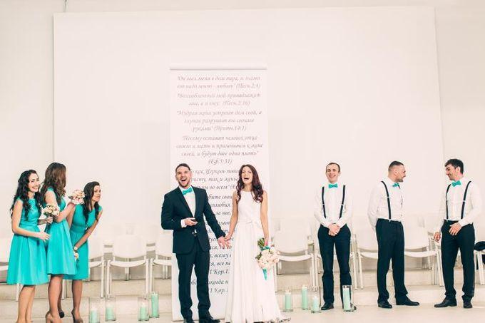 Tiffany Wedding by Caramel Events - 015