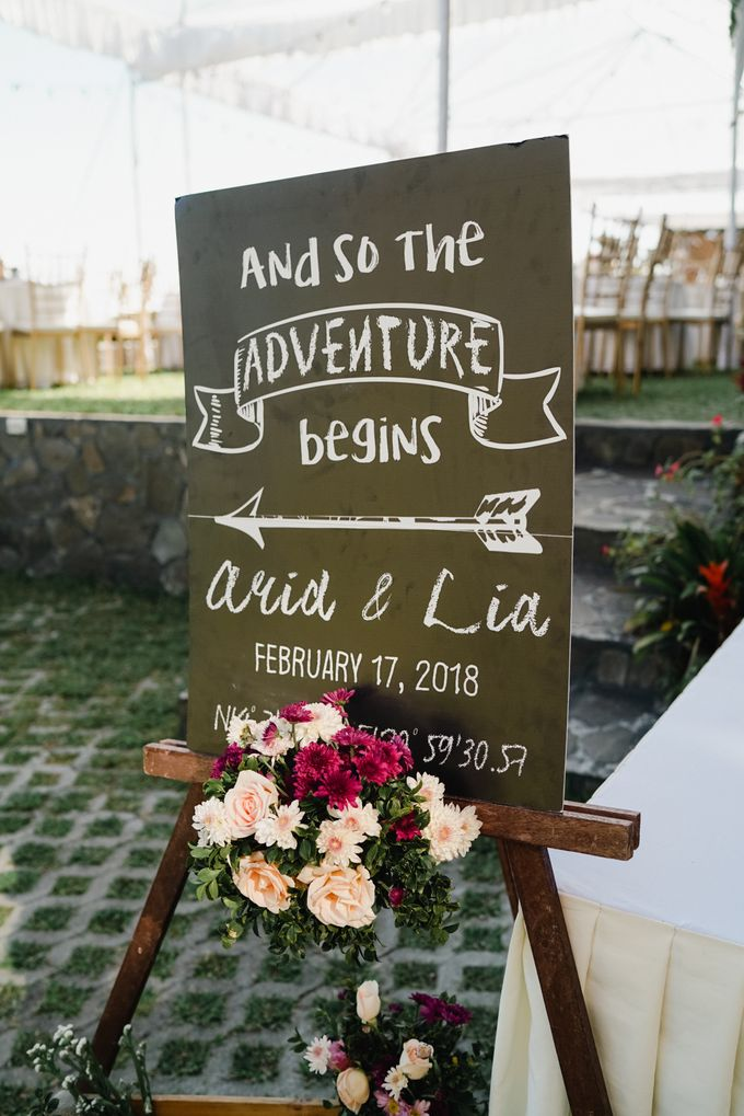 A Travel Themed Wedding of Arid & Lia by Peach Frost Studio - 033