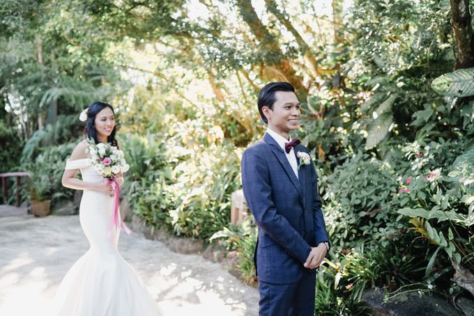 A Travel Themed Wedding of Arid & Lia by Peach Frost Studio - 021
