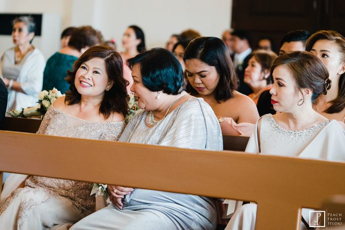 Tina & Niel's Peach Themed Intimtate Wedding in Tagaytay Highlands by Peach Frost Studio - 030