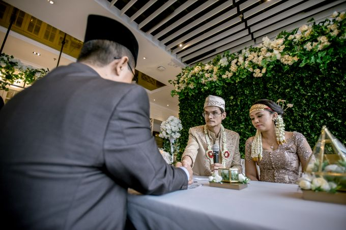 Dinda & Joppe | Wedding by Kotak Imaji - 016