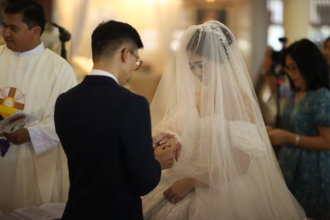 The Wedding Of Adri & Karin by FIVE Seasons WO - 020