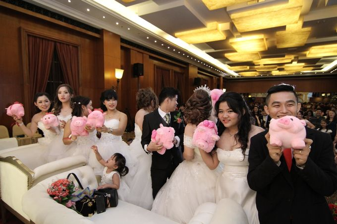 Wedding party of David and Shu Li at Angke Restaurant by Angke Restaurant & Ballroom Jakarta - 009