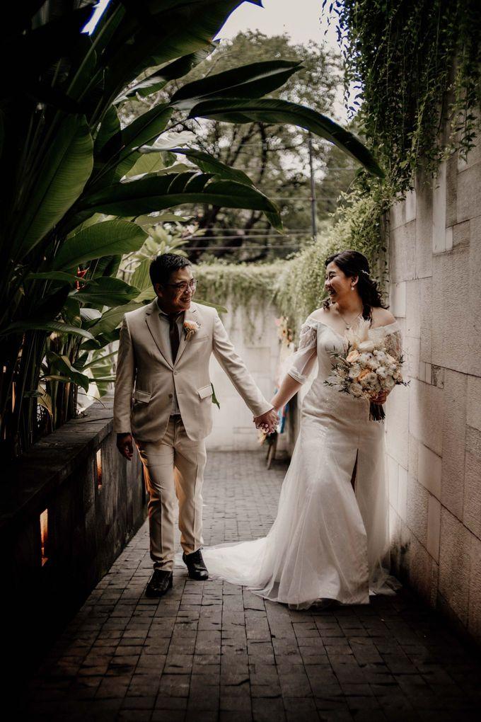 Febri & Grace's Wedding by Cloche Atelier - 015