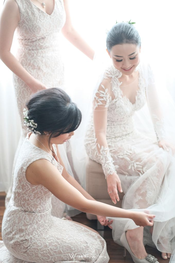 The Wedding of Gerry & Devina by The Wagyu Story - 015