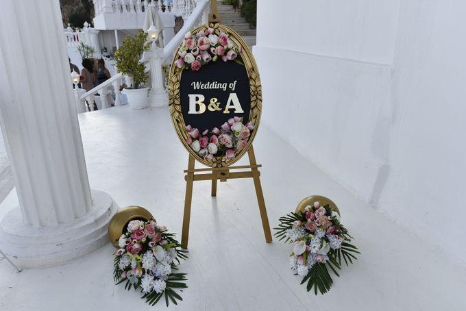 Persian wedding of Bahar & Andreas by Wedding City Antalya - 014