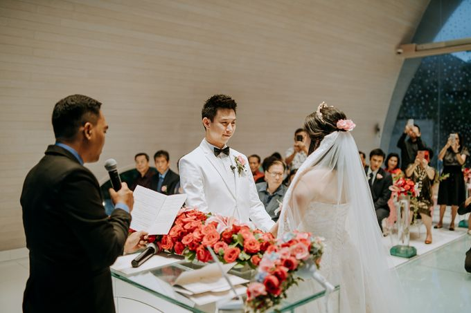 Wedding of Warren & Jennifer by Nika di Bali - 019
