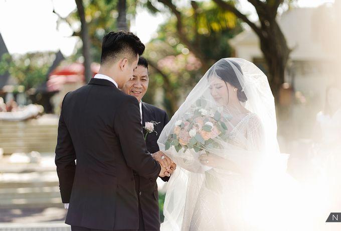 Jason & Brigitta Wedding by Majestic Events - 016