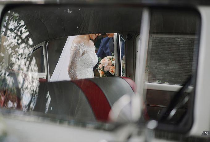Reinaldo & Beatrice Wedding by NOMINA PHOTOGRAPHY - 015