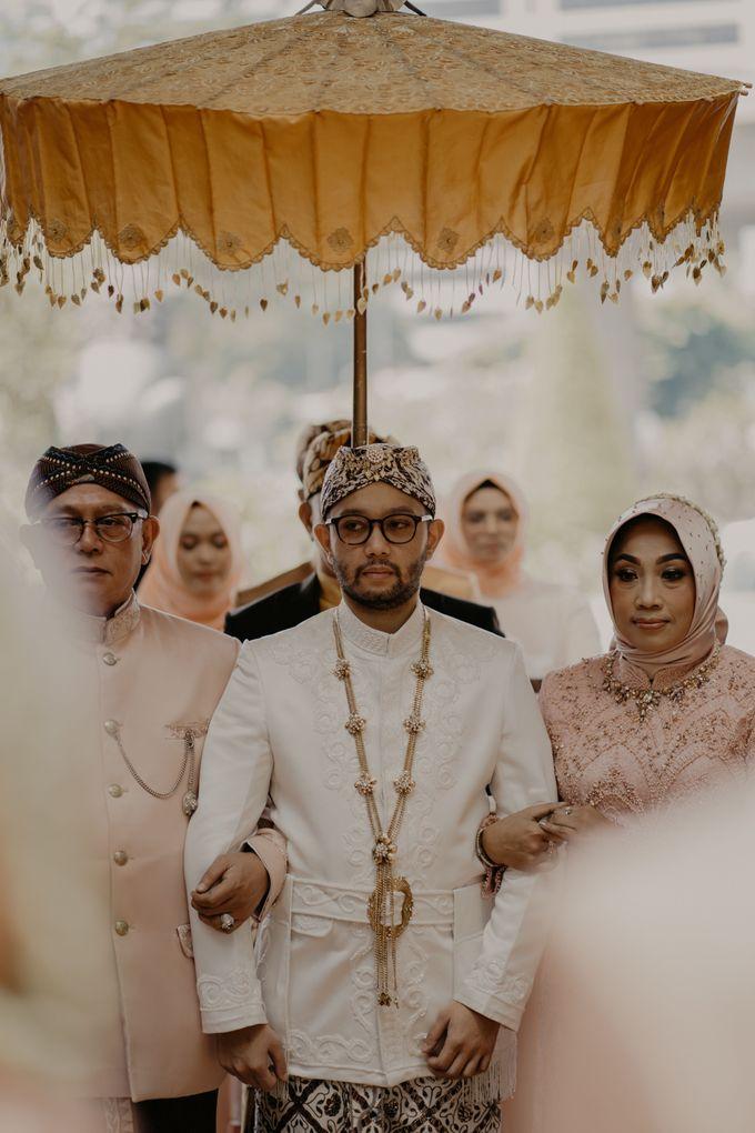 Denita & Fahmi Wedding by AKSA Creative - 015