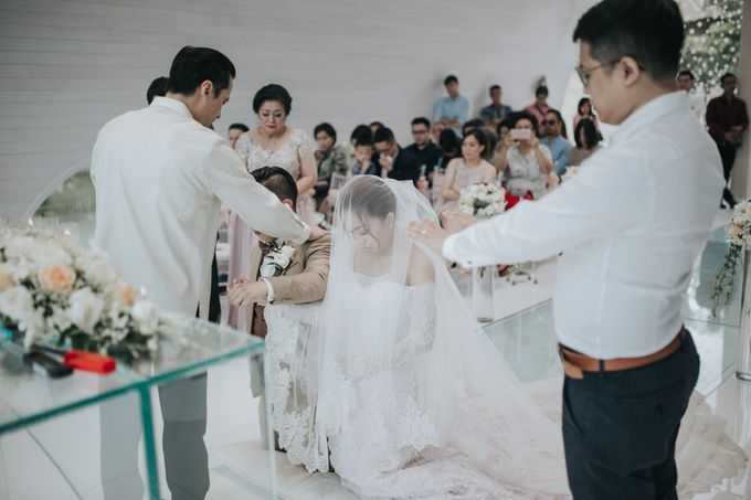 Wedding Donald & Devi by Ananda Yoga Organizer - 009